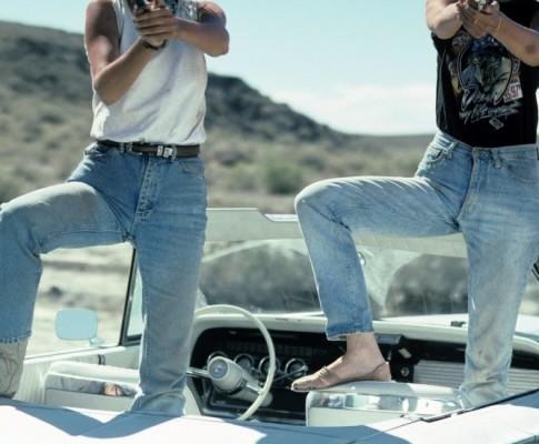 Nowe jeansy.