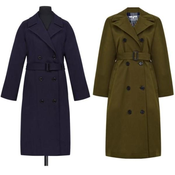 MS frances coat