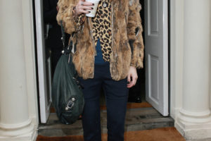 Celebrity Sightings At London Fashion Week - Menswear Day