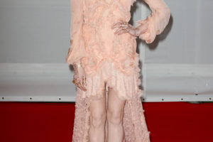 The Brit Awards, Arrivals, O2 Arena, London, Britain - 21 Feb 2012