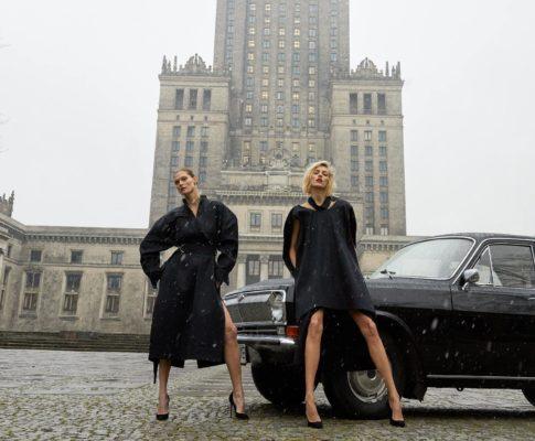 Vogue Polska. Numer pierwszy.